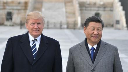 Donald Trump y Xi Jinping discutieron por teléfono sobre Corea del Norte y su relación comercial