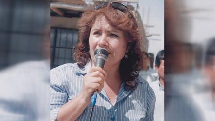 Piden 30 años de cárcel contra exalcaldesa de Piura