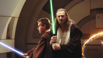 Star Wars: Liam Neeson desea volver interpretar a Qui-Gon Jin
