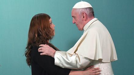 El papa a reclusas chilenas: