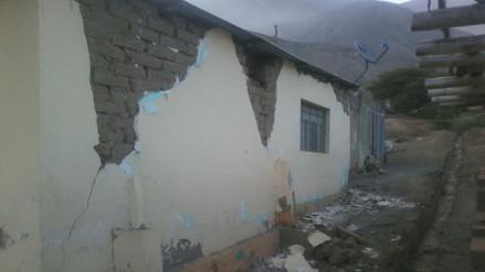 Sismo en Arequipa también afectó a provincias de Ayacucho
