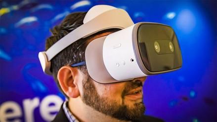 Lenovo Mirage Solo, las primeras gafas independientes de VR con Google Daydream