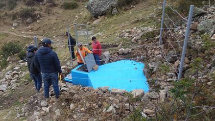 Contraloría identifica situaciones adversas en obra de distrito de Palca