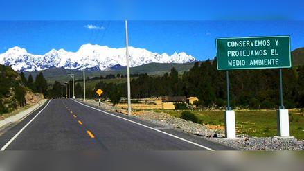 Piden a conductores disminuir velocidad en la vía Cusco - Puerto Maldonado