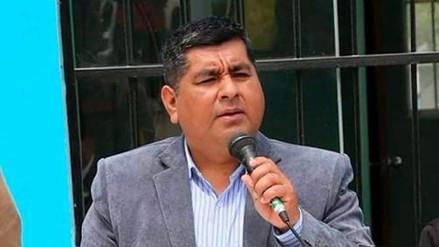 Confirman 18 meses de prisión preventiva para el alcalde de Villa María del Triunfo