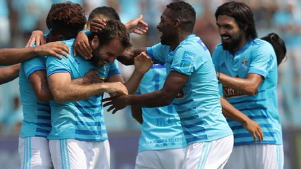 Sporting Cristal jugará ante la Universidad de Chile en el 'Día de la Raza Celeste'