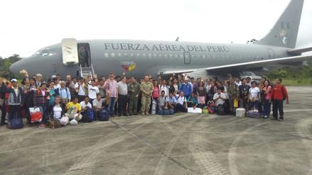 Delegación loretana viajó al encuentro con el papa Francisco