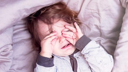 El insomnio también afecta a los bebés y lo causa la tecnología