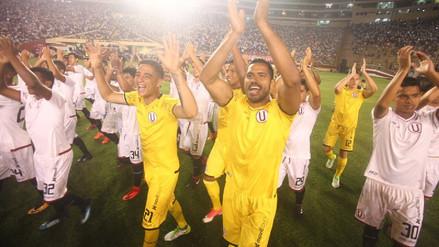 Universitario con mucha entrega firmó un empate 1-1 con DIM en la Noche Crema