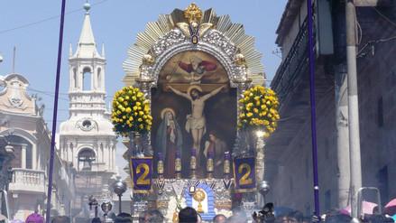 Señor de los Milagros será trasladado a Las Palmas para misa de papa Francisco