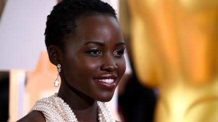 Lupita Nyong'o publicará un libro infantil contra el racismo