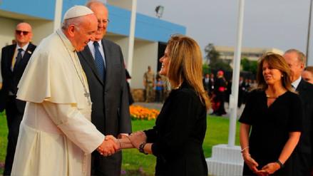 Aráoz sobre el papa Francisco: