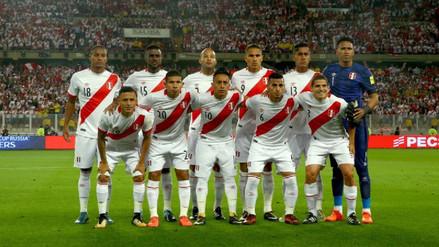 Perú mantiene el puesto 11 del ranking mundial de la FIFA