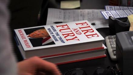 'Fire and Fury', el polémico libro sobre Trump, será una serie de televisión