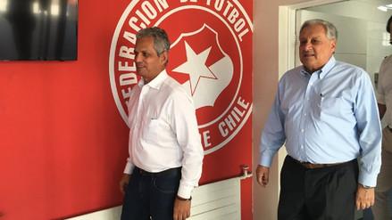 Reinaldo Rueda conoció las instalaciones de la Selección de Chile