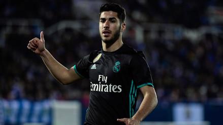 Real Madrid venció 1-0 de forma agónica al Leganés en la Copa del Rey