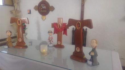 Reliquias de sacerdotes beatificados e imagen de San Pedrito partieron a Trujillo