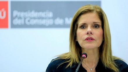 """Mercedes Araóz dijo que una marcha contra el Papa sería """"desubicada"""""""