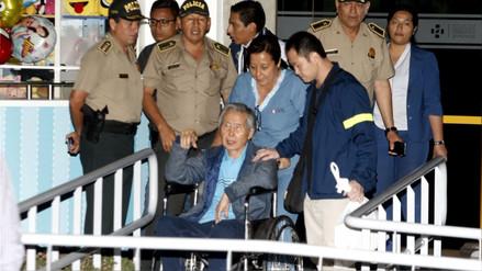 Defensoría insiste en pedir al Minjus expediente del indulto a Fujimori
