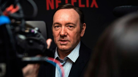 Kevin Spacey es acusado de racismo en House of Cards