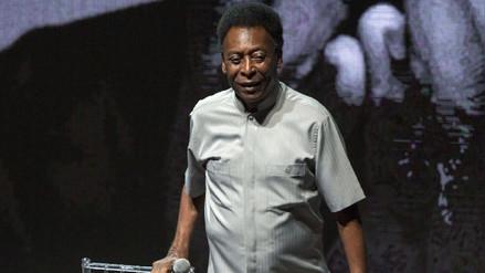 Pelé canceló un viaje a Londres, pero su asistente negó que haya sido hospitalizado