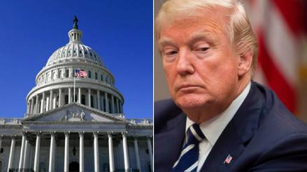 El tiempo se acaba para que Congreso de EE.UU. evite la paralización del Gobierno