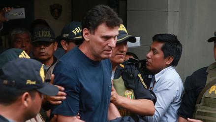 Revocan prisión preventiva a dos representantes de consorciadas de Odebrecht