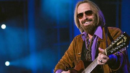 Tom Petty murió por una sobredosis accidental de medicamentos