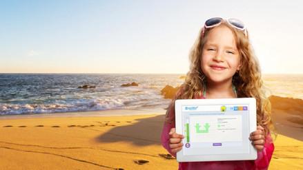 ¿Cómo lograr que los niños aprendan en vacaciones sin gastar mucho dinero?