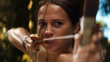 Tomb Raider presenta su segundo tráiler