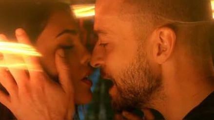 Eiza González protagoniza nuevo videoclip de Justin Timberlake