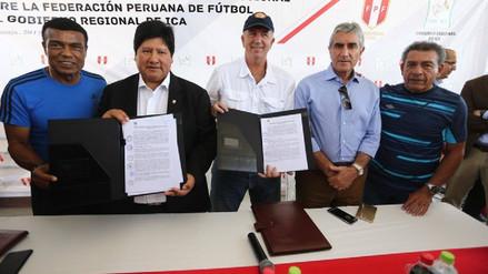 FIFA aprobó la Ley de Fortalecimiento de la Federación Peruana de Fútbol