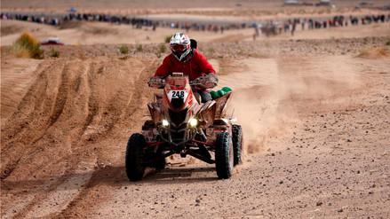 Las clasificaciones de los peruanos en la última etapa del Rally Dakar 2018