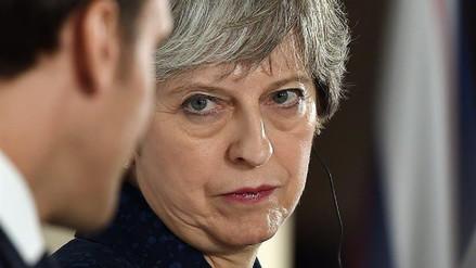 Theresa May descartó otro referéndum sobre el 'brexit'