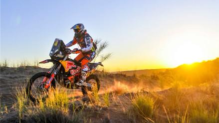 Matthias Walkner logró su primer Rally Dakar en la categoría de motos