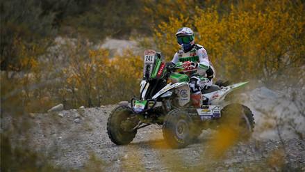 El chileno Ignacio Casale gana el Dakar 2018 en la categoría de Quads