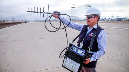 MTC supervisa instalación de más antenas en lugares que visitará el Papa