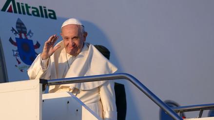 Lo que debes llevar a la misa del Papa Francisco en Las Palmas
