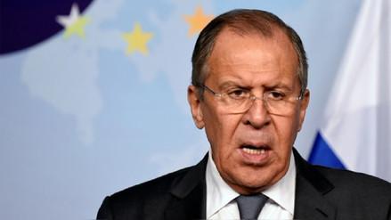 Rusia advierte de que el acuerdo nuclear con Irán no puede sobrevivir sin EE.UU.