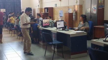 Reniec entregó más de 11 000 DNI electrónicos en Lambayeque