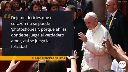 Fotos Las 20 Frases Que Dejó El Papa Francisco Durante Su
