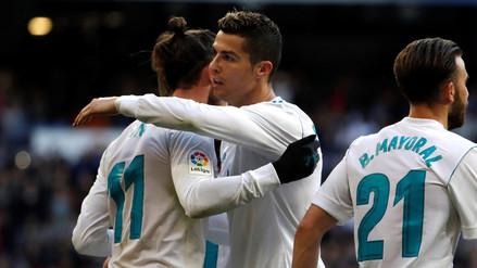 Real Madrid se recupera en La Liga con una paliza al Deportivo La Coruña