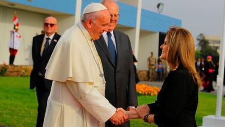 Aráoz sobre visita del Papa: