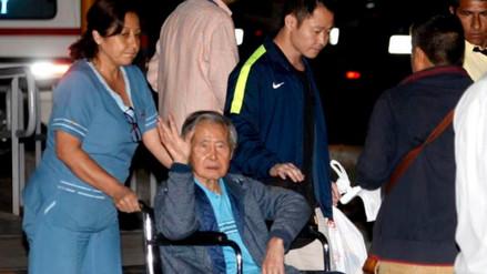 El Ministerio de Justicia pidió que no se divulgue expediente de indulto a Fujimori