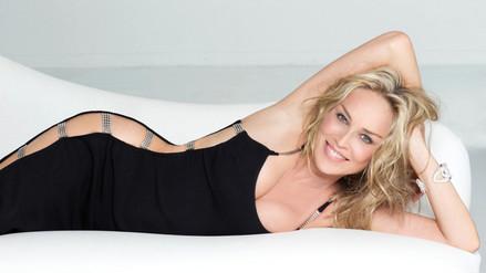 Sharon Stone retoma su carrera en HBO tras superar aneurisma cerebral