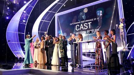 'Tres anuncios por un crimen' triunfó en los Premios SAG