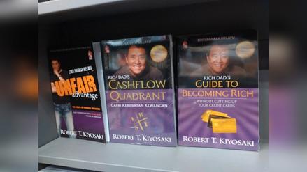 ¿Quién es Robert Kiyosaki, el gurú de las finanzas?