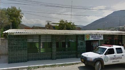 Delincuentes roban campana de bronce en iglesia de caserío de Chongoyape