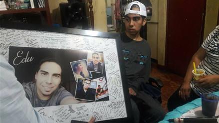 Joven atropellado por autobús en San Juan de Lurigancho solicita apoyo de autoridades