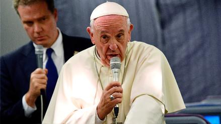 El papa Francisco respondió sobre el caso Sodalicio